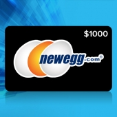 Enter the The Newegg $1000 Gift Card Giveaway Now! Image